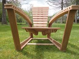 Wood Deck Chair Plans Free by 113 Best Adirondack Chair U0026 Outdoor Chair Images On Pinterest