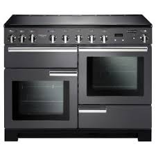 Smeg 110 Gloss Black Induction Range Cookers