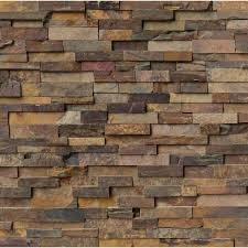 interesting design home depot stone wall lofty inspiration stone