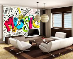 about remodel graffiti living room design 51 for your online