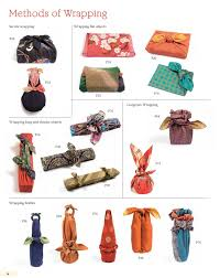 japanese wrapping method amazon com wrapping with fabric your complete guide to furoshiki