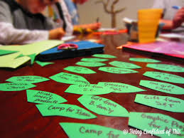 why we celebrate thanksgiving for kids the family thanksgiving tree being confident of this