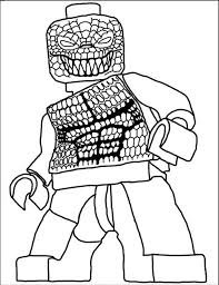 lego nightwing coloring pages coloring