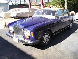 purple rolls royce british cars for sale