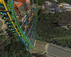 Hurricane Harbor Six Flags Nj Six Flags Great Adventure Announces World Record Breaking Ride For