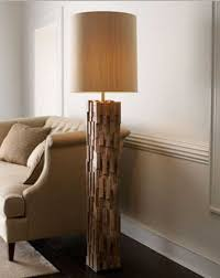 Wooden Floor Lamp Charming Wood Floor Lamp Design Ideas To Add Style And Can Make A