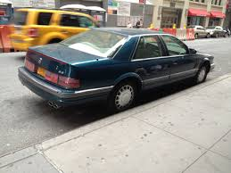 lexus v8 four cam 32 curbside classic 1992 97 cadillac seville u2013 a forgotten contender