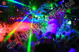 party rentals az foam party foam machine rental scottsdale tempe az