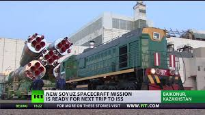 ready to launch new soyuz spacecraft mission ready for trip to