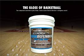 courtsports products aquadefender wood floor gloss finish