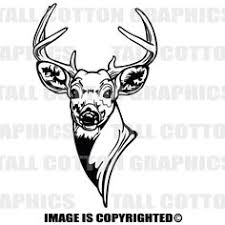 http www pincoloring com 704 deer head coloring pages art