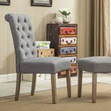 Dining Chairs Grey Grey Kitchen Dining Chairs You Ll Wayfair