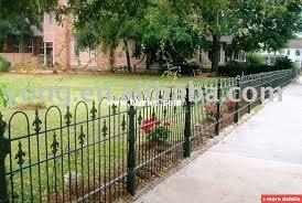 unique decorative garden fence with breathtaking discerning