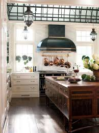 design an old world kitchen hgtv old meets new