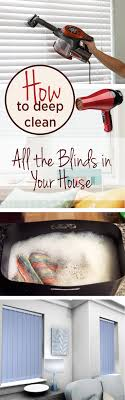 how to deep clean how to deep clean all the blinds in your house wrapped in rust
