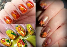 4 great thanksgiving nail ideas