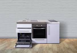 miniküche mit geschirrspüler miniküche premiumline mpbgs 170 kühlschrank backofen