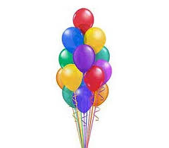 local balloon delivery helium filled balloons globos de helio inflados local delivery