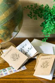 invitation to media to cover an event how to make a passport style invitation 10 tips for easy