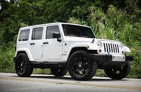 sahara jeep white customized jeep wrangler exclusive motoring miami fl