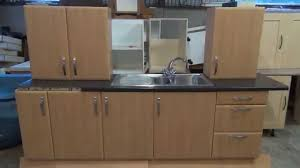 kitchen sink with cupboard for sale maple effect kitchen units with sink for sale 460
