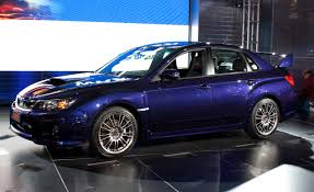 old subaru impreza 2011 subaru impreza wrx sti sedan car news news car and driver