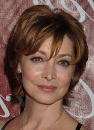 haircuts for older women with long faces medium length haircuts for round faces over short hairstyles for