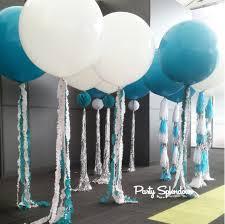 jumbo balloons confetti tassel balloons sydney party splendourparty splendour