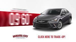 panama city toyota car rental panama city toyota panama city fl trade in trade up sales