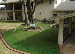 Golf Net For Backyard by 28 Outdoor U0026 Indoor Putting Greens U0026 Mats Designs U0026 Ideas