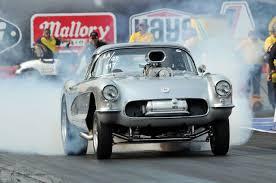 1957 corvette gasser check out the baddest chevy based drag cars