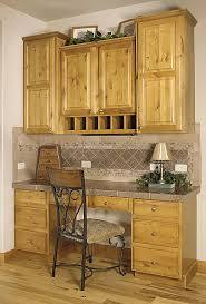kitchen desk design kitchen cabinets by thomasville cabinetry kitchen fix