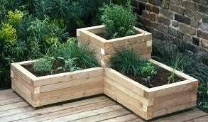 outdoor planter boxes sale large square outdoor garden planter