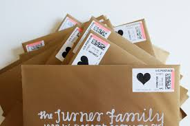how to address wedding invitations to a family wedding invitations