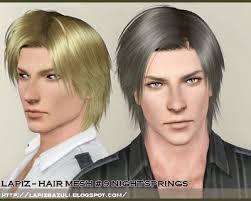 sims 3 custom content hair sims 3 new male hairstyles hair