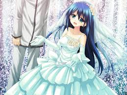 wedding dress anime wedding dress cg page 6 zerochan anime image board
