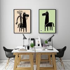 Horse Decor For Home by Popular Horse Posters For Bedrooms Buy Cheap Horse Posters For