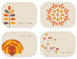new personalized platters for thanksgiving abraham