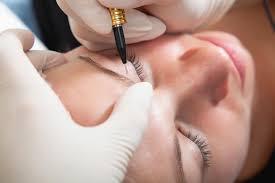 tatouage sourcils poil par poil maquillage permanent epilation martinique institut du regard
