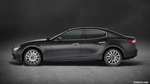maserati ghibli black 2017 maserati ghibli side hd wallpaper 84