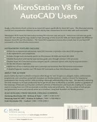 microstation v8 for autocad users amazon co uk jeanne aarhus