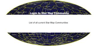 Map Login About Emerald Map Stars Publish A Customized Star Map Online