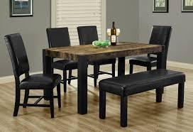 table de cuisine avec banc table de cuisine avec banc affordable cuisine avec lot central with