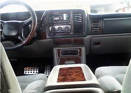 2007 Chevy Tahoe Ltz Interior Amazon Com Chevrolet Chevy Suburban Interior Burl Wood Dash Trim