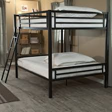 bedding cool custom twin full bunk bed frame by boulder valley llc