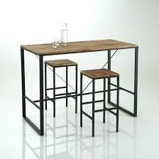 table cuisine rectangulaire table haute cuisine rectangulaire idée de modèle de cuisine