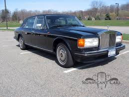 rolls royce silver spur 1991 rolls royce silver spur ii significant cars inc