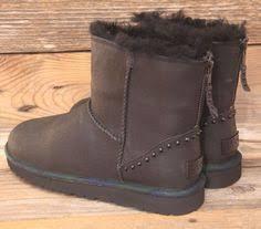 ugg womens lyla boots charcoal ugg australia womens lyla charcoal cardy boots us 5