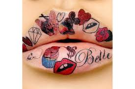Lip Tattoos On - able theartgorgeous