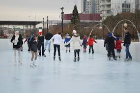 klyde warren park to open skating rink on dec 13 klyde warren park